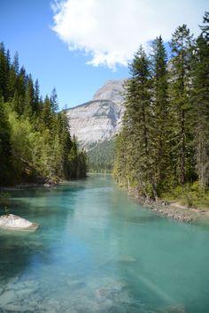 Les Rocheuses Canadiennes : randonnée au pays des lacs.
