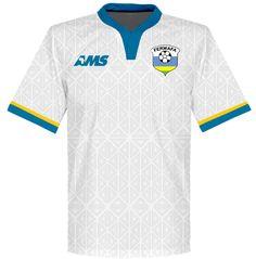 faf0ddd6b03 2015-2016 Rwanda Away Football Shirt