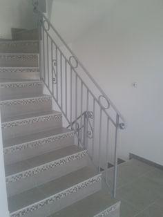 Garde-corps d'escalier