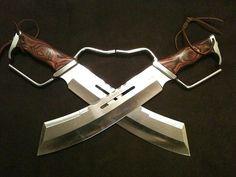 Wing Chun butterfly knives reinterpretation