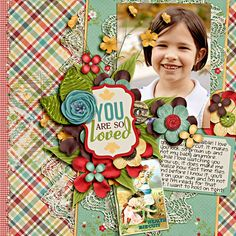 You Are So Loved - Scrapbook.com