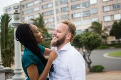 Zodwa and JP are the best! We did this shoot right after they got married and they're the most easy going, fun and photogenic couple! Durban South Africa, Got Married, Pure Products, Couple Photos, Couples, Photography, Inspiration, Couple Shots, Biblical Inspiration
