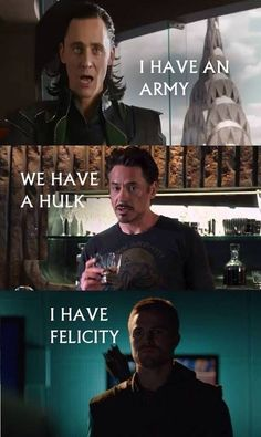 Green Arrow for the Win