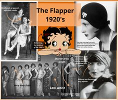 Betty Boop and beauty in the '20s - click for more inspiration!