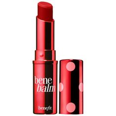 Benefit Cosmetics Hydrating Tinted Lip Balm in Benebalm - rose #sephora