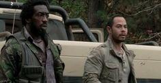 jose pablo cantillo walking dead photos | ... Martinez (Jose Pablo Cantillo) in Episode 16 of AMC's The Walking Dead
