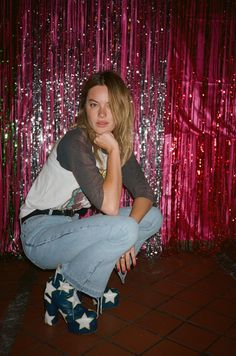 Camille Rowe Off Duty Street Style Inspiration