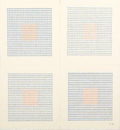 "garadinervi: "" Tomaso Binga, Dattilocodice # 5 (Typecode # 5), 1978 """