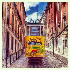#lisboa #lissabon #lisbon #trams #urban #dinteraction #city #portugal