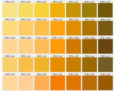 Brown Hues  Color Thesaurus Color Wheels And Information
