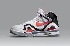"""best service ddedf 24cef Nike Air Tech Challenge II """"Hot Lava"""". Nike Gratis SkoNikeskoNike Sportswear Sneakers ..."""