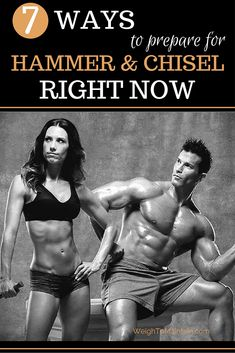 Here are 7 ways you can get ready for Beachbody's The Master's Hammer and Chisel program right now. Hammer and Chisel features Autumn Calabrese & Sagi Kalev. WeighToMaintain.com