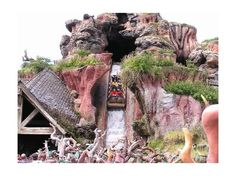 Splash Mountain - Disney World, FL