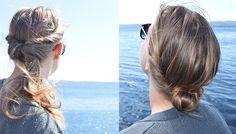 Hair Tutorial: twist, twist, twist