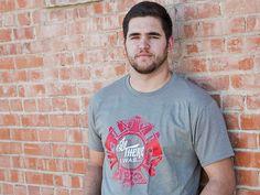 Firefighter Bottle Breacher T-Shirt