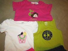 Mermaid Applique Shirt Beach Babe Applique Shirt #applique #monogramming  #leisalovelydesigns