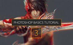 Photoshop tutorial- PS basics 3 by Valentina-Remenar