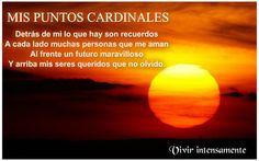 Mis puntos cardinales, para recordar siempre!