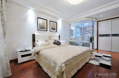 Modern home improvement bedroom decoration 2015