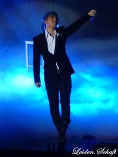 Daesung, BigBang, Alive Tour, London