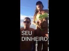Suposto Filho do lula 23/04/2016 humilhando os brasileiros no seu iate d...