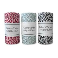 bakers twine!!