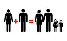 Family math.