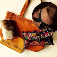 Bags and wallet by Marrakech Musthaves ♡ ♡ ♡
