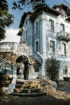 Shooting Wedding chic in Torino