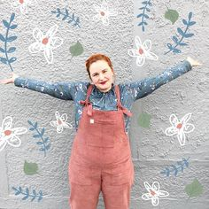 On Wednesdays we wear pink . well, we wear dusky pink dungarees from the beauts and stand outside the car wash pulling… Dungarees, Overalls, We Wear, How To Wear, Car Wash, Overall Shorts, Pink, Collection, Fashion
