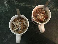 Black Gram & Kidney Beans Soup Recipe - AtoZFoodRecipes.com Kidney Bean Soup, Kidney Beans, Bean Soup Recipes, Vegetarian Recipes, Black Gram, Curry Dishes, Food Facts, Oatmeal, Breakfast
