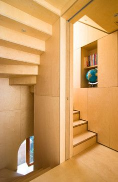 Plywood Endgrain Design Ideas, Pictures, Remodel and Decor