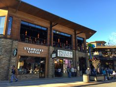 When you're exploring downtown Gatlinburg, there are plenty of places to stop for a quick pick-me-up or delicious meal.