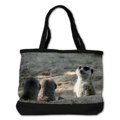 #Meerkat072 #Shoulder Bag #JAMFoto #Cafepress.com
