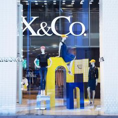 "MAX&CO,Milan,Italy, ""Installation for Expo Milano"", pinned by Ton van der Veer"
