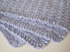 Crochet, Baby Blanket, Newborn, Baby Girl, Baby Boy, Baby Afghan, Baby Shower Gift by AfghansForBabies on Etsy