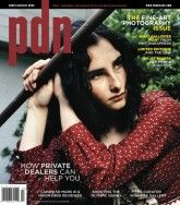 """""""Behind the Scene"""" in July PDN  I am in this issue, so happy!"""