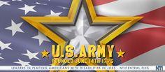 NTI wishes a Happy Birthday to the U.S. Army! | goo.gl/VZudhL | #usarmy #armyreserve #military Hiring Veterans, Army Reserve, Us Army, Happy Birthday, Military, Happy Aniversary, Happy B Day, Army, Happy Birth Day