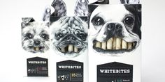 Whitebites - Daily Package Design Inspiration Like this.