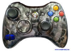 KwikBoy Modz - Reaper Skulls Xbox 360 Controller, $79.99 (http://www.kwikboymodz.com/reaper-skulls-xbox-360-controller/)