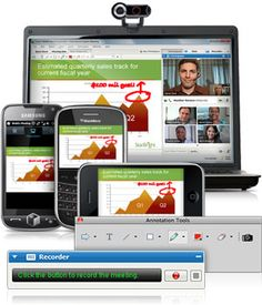 WebEx on any device