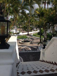Plaza en Las Hadas, Manzanillo