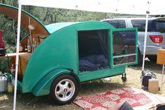 teardrop travel camper