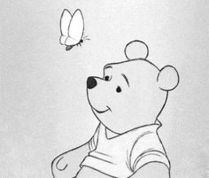 Drawing Sketches, Art Drawings, Drawing Ideas, What To Draw, Wall Drawing, Bullet Journal Inspiration, Winnie The Pooh, Pop Art, My Arts