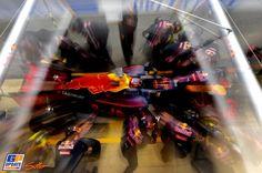 Daniil Kvyat, Red Bull, Formule 1-test op Circuit de Catalunya,  3 maart 2016, Formule 1