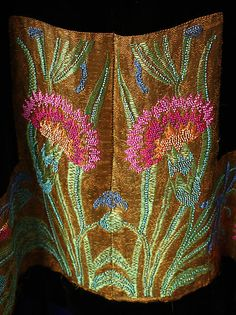 Dress detail.Callot Soeurs (French, active 1895–1937). Date: 1920–22. Culture: French.