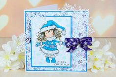 For more information please visit… Christmas Crafts, Merry Christmas, Twinkle Twinkle, Magnolia, Projects To Try, Seasons, Stamps, Cards, Crafting