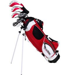 Tour Edge HT Max-J Set (Junior's, Ages 9-12, 7 Club Set, Right Handed, with Bag) at http://suliaszone.com/tour-edge-ht-max-j-set-juniors-ages-9-12-7-club-set-right-handed-with-bag/