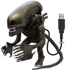 Si eres de gustos extravagantes, este pendrive USB deberá estar en tus materiales diario de trabajo.