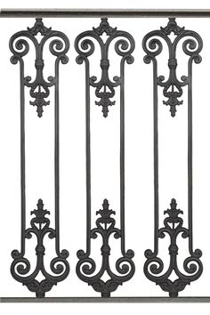 Balkongeländer Element G555  Gusseisen Guss grauguss Wärme antik  IBC IBCHeiztechnik IBC Nostalgie Retro Zuhause Wohnen vintage Wärme Heizung Heizen Radiator Balkon Architekt Design Wrought Iron Paint, Wrought Iron Wall Decor, Wrought Iron Stair Railing, Wrought Iron Beds, Wrought Iron Fences, Iron Railings, Balcony Railing Design, Iron Gate Design, Iron Balcony
